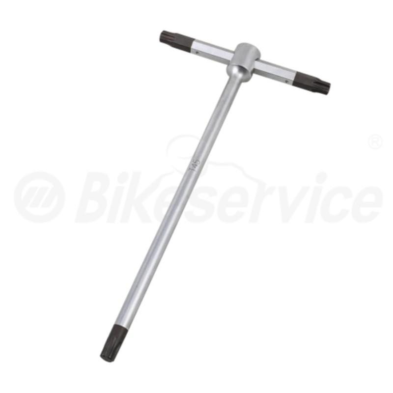 Torx T-sleutel T45 x 210