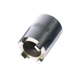 Kroonmoersleutel 20,5 mm 4 punts kroonmoerdop