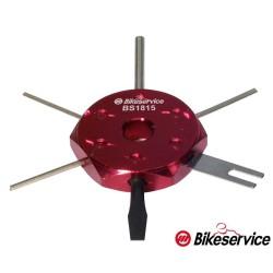Stekkerblok verwijder gereedschap Bikeservice BS1815